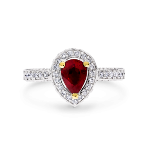 Burmese Ruby wedding ring?