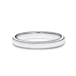 classic wedding band for timeless elegance and versatility