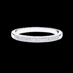 Round brilliant-cut diamonds
