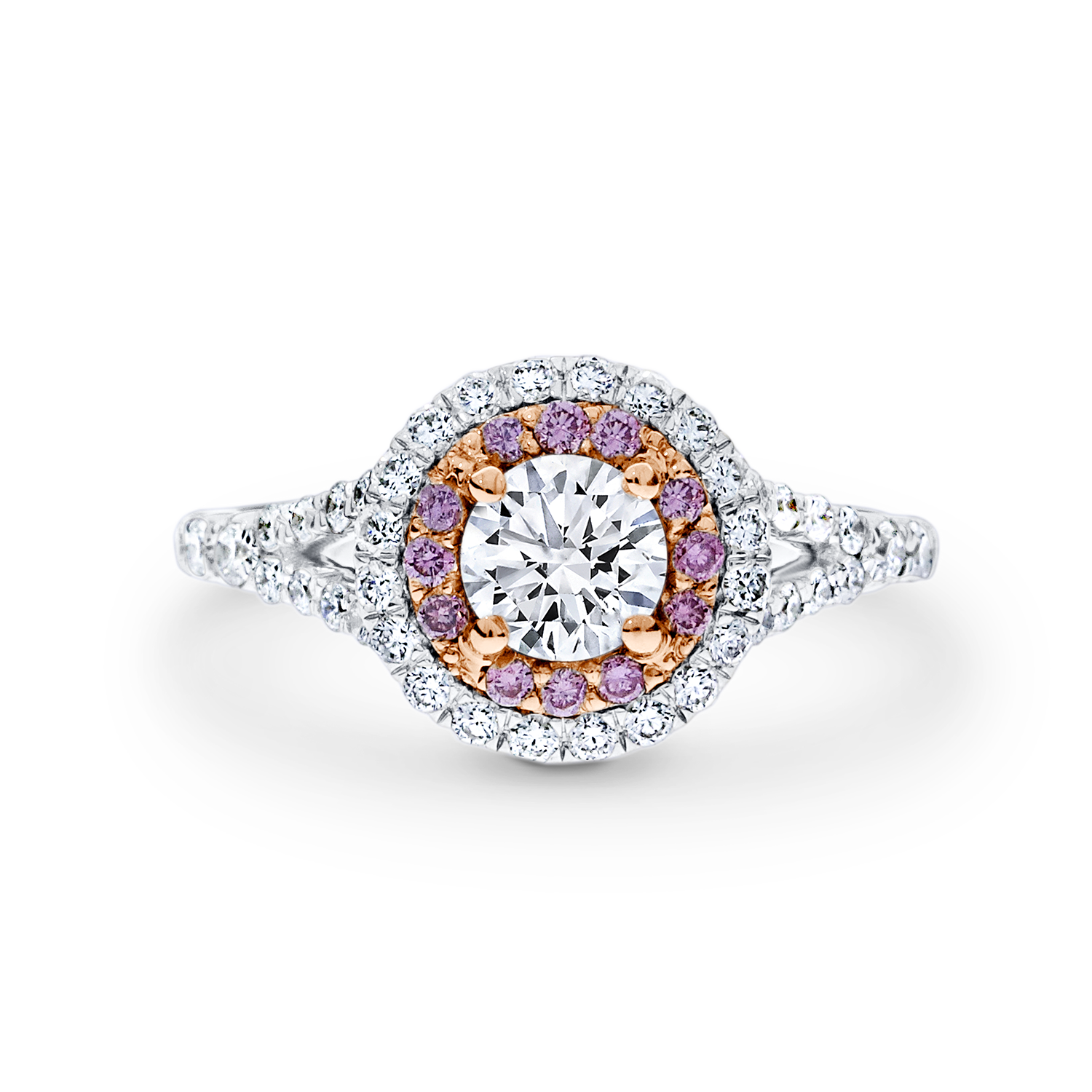 white pink context and gold engagement large sapphire jewellery diamond p ring rings