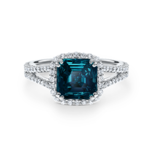 Arielle 18ct white gold ring