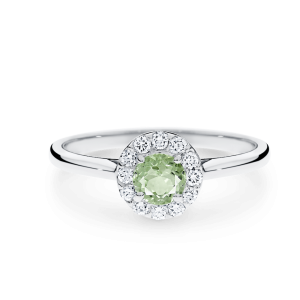 Enya diamond wedding ring