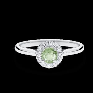 Enya diamond wedding ring