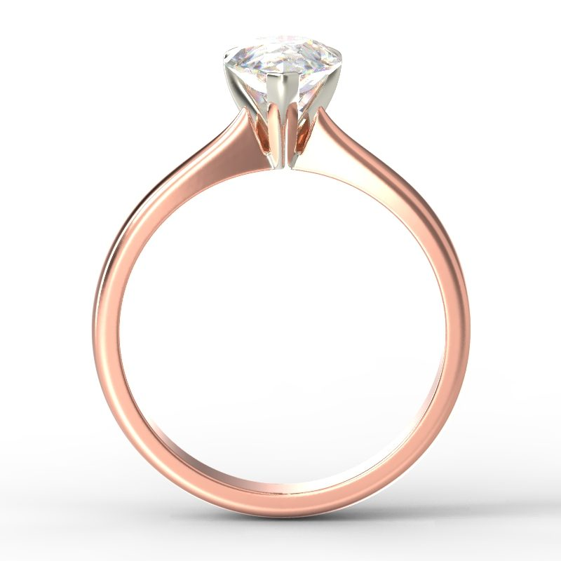 SAVANNAH PEAR ROSE GOLD TOP