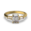 MIA EMERALD YELLOW GOLD FRONT