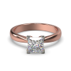 SAVANNAH PRINCESS ROSE GOLD FRONT 1